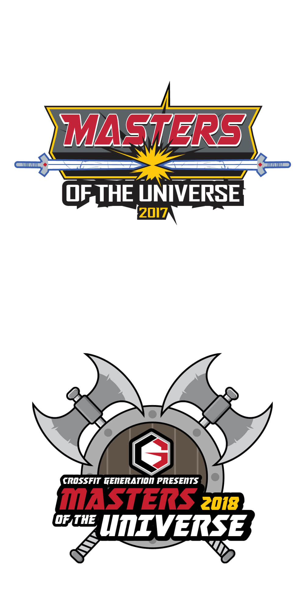 CrossFit Generation Masters of the Universe Logo